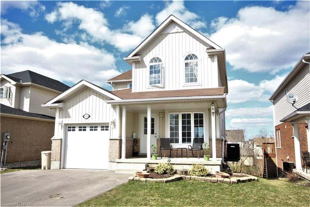 House for sale at 94 Porchlight Dr Elmira Ontario - MLS: 30800913