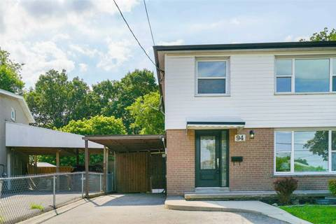 Townhouse for sale at 94 Primula Cres Toronto Ontario - MLS: W4515830