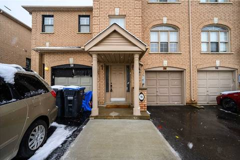 Townhouse for sale at 94 Provincial Pl Brampton Ontario - MLS: W4731386