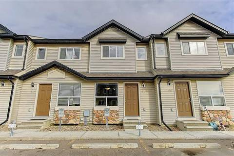 Townhouse for sale at 94 Saddlebrook Point(e) Northeast Calgary Alberta - MLS: C4273165