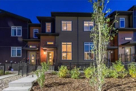 Townhouse for sale at 94 Sage Bluff Circ Northwest Calgary Alberta - MLS: C4267635