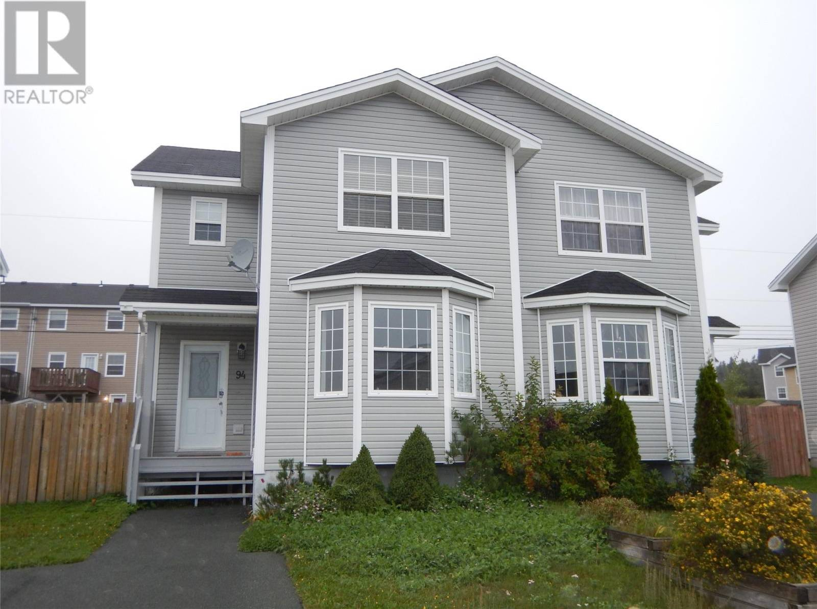 House for sale at 94 Seaborn St St John's Newfoundland - MLS: 1205133