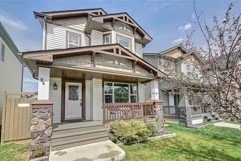 House for sale at 94 Silverado Plains Manr Southwest Calgary Alberta - MLS: C4245272