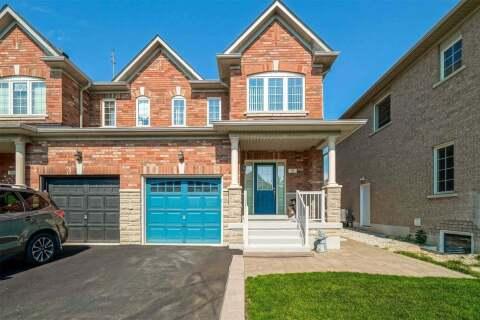 Townhouse for sale at 94 Sleightholme Cres Brampton Ontario - MLS: W4932746