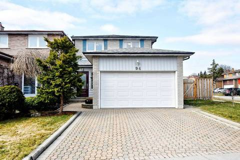 House for sale at 94 Stargell Cres Markham Ontario - MLS: N4731927