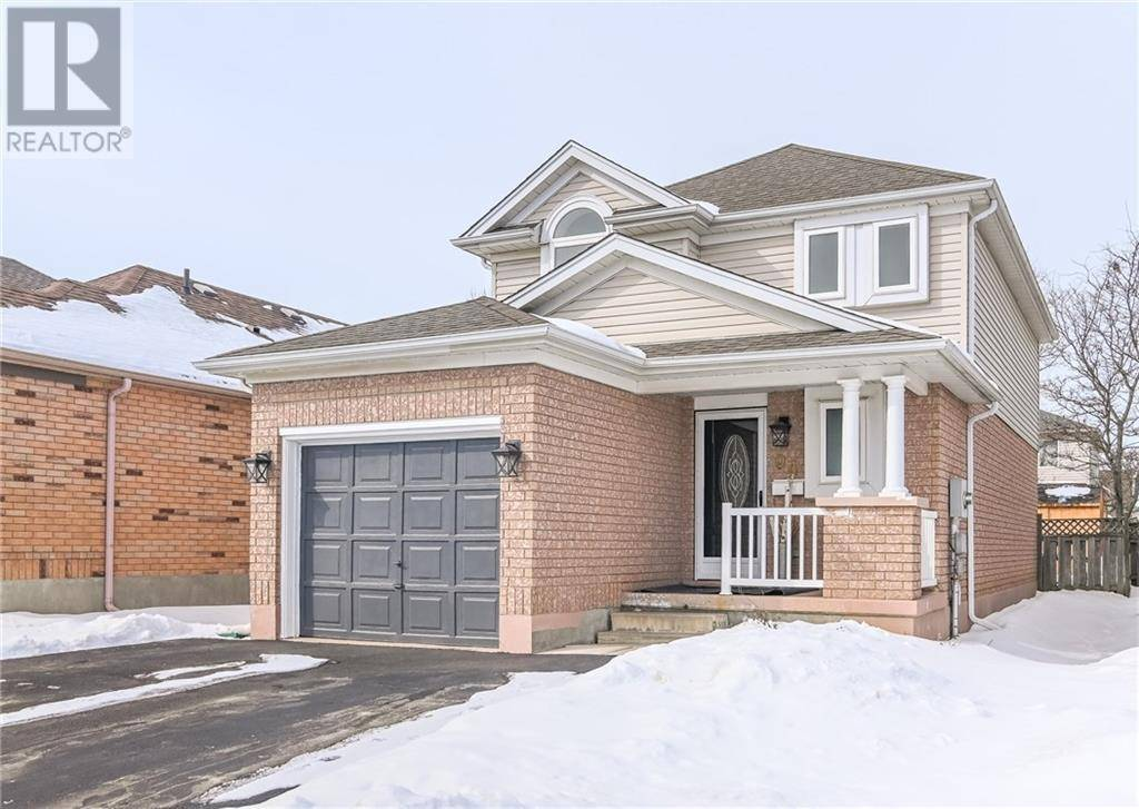 House for sale at 94 Starview Cres Guelph Ontario - MLS: 30791468