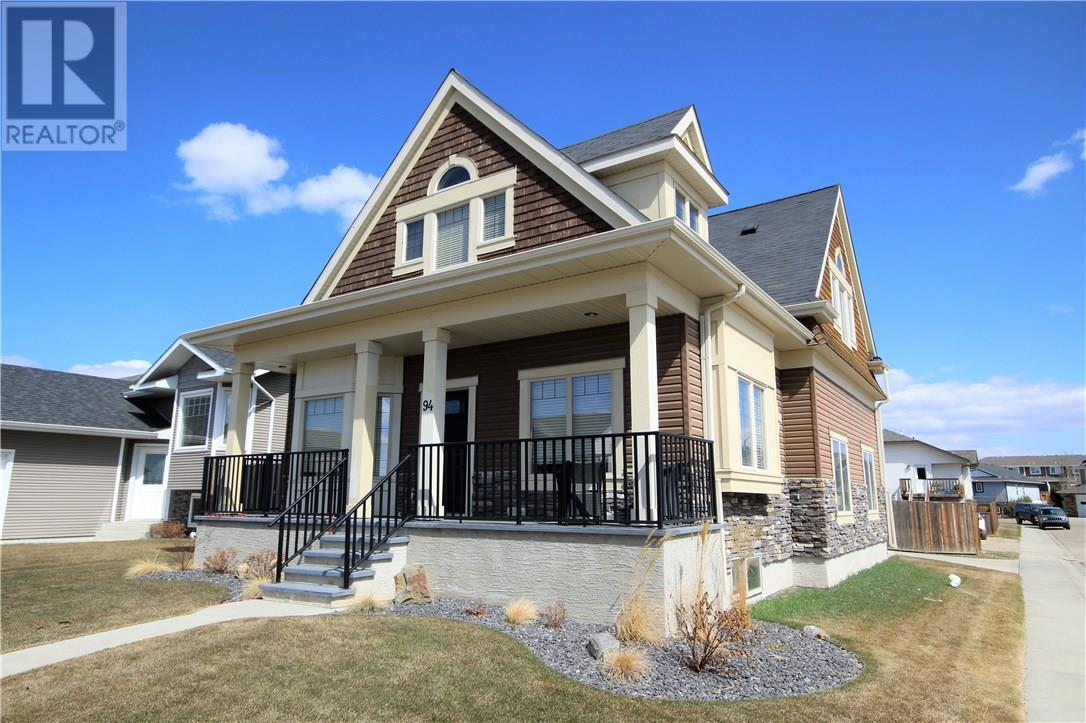 For Sale: 94 Stephenson Crescent, Red Deer, AB | 2 Bed, 3 Bath House for $397,900. See 27 photos!