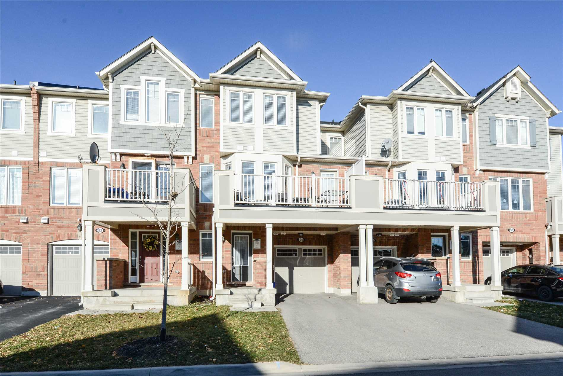 House for sale at 94 Suitor Court Milton Ontario - MLS: W4330328