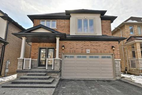 House for sale at 94 Whittington Dr Hamilton Ontario - MLS: X4692423