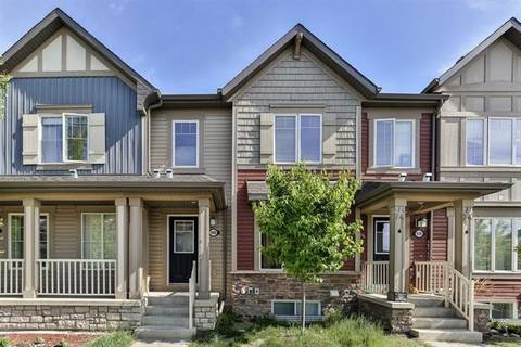 Townhouse for sale at 940 Windsong Dr Southwest Airdrie Alberta - MLS: C4253092