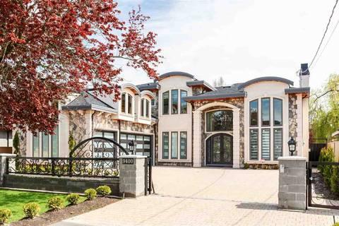 House for sale at 9400 Piermond Rd Richmond British Columbia - MLS: R2362385
