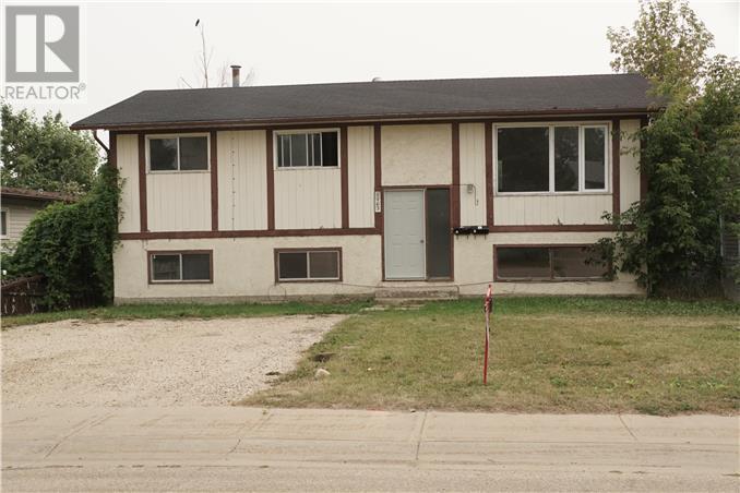 For Sale: 102 Avenue , Grande Prairie, AB | 5 Bed, 2 Bath House for $335,000. See 14 photos!