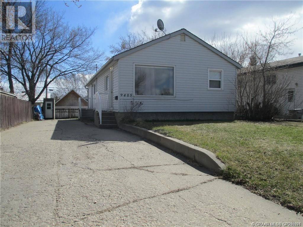 House for sale at 9405 104 Ave Grande Prairie Alberta - MLS: GP210391