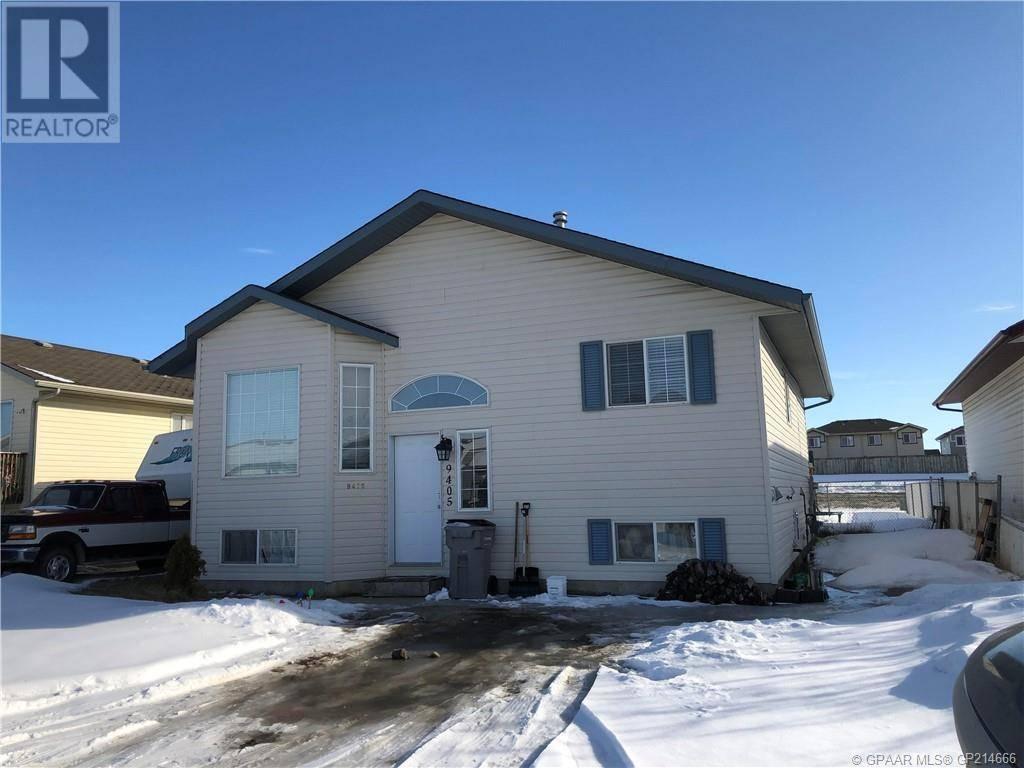 House for sale at 9405 92a St Grande Prairie Alberta - MLS: GP214666