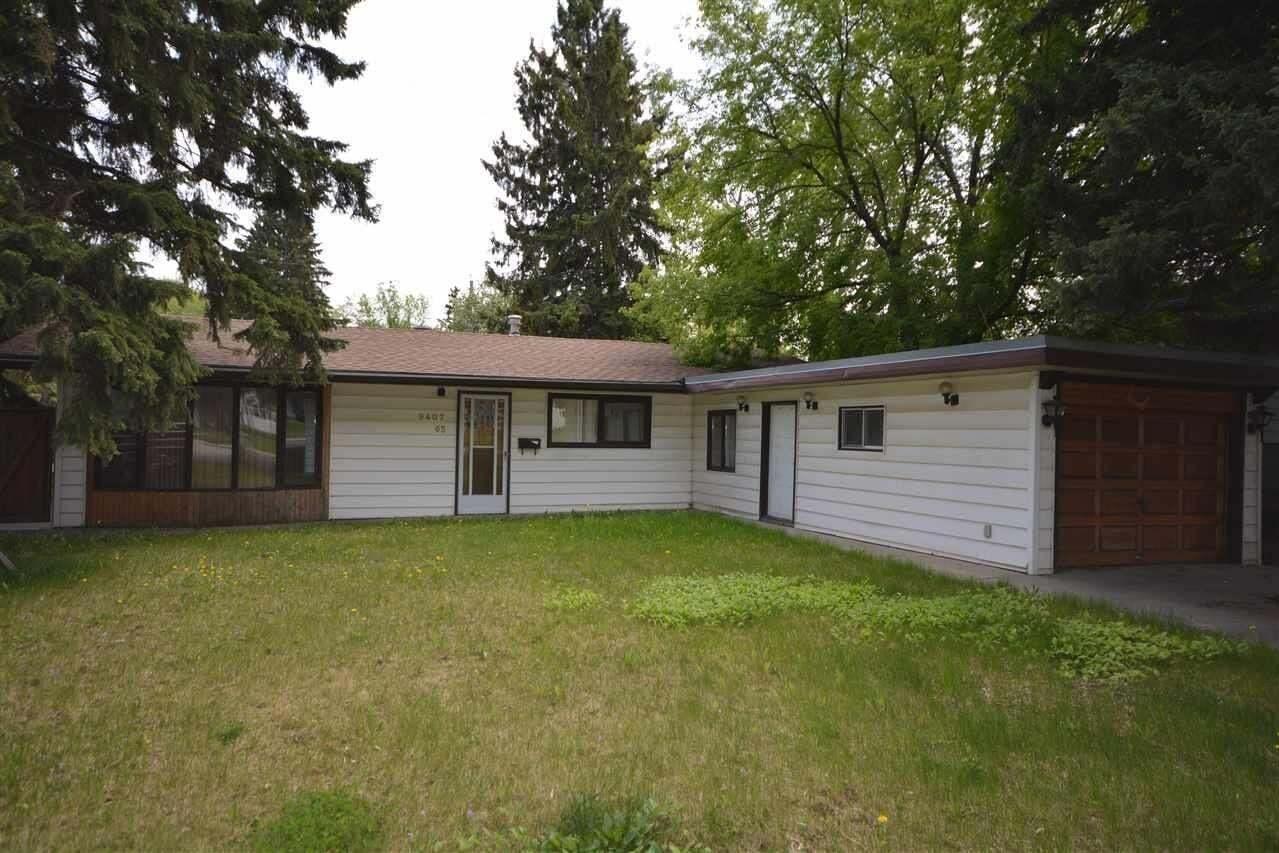 House for sale at 9407 65 Av NW Edmonton Alberta - MLS: E4199346