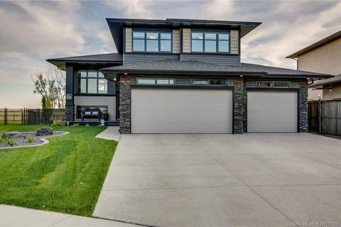 House for sale at 941 Canyonview Pl W Lethbridge Alberta - MLS: LD0177579