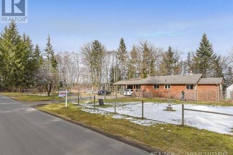 House for sale at 9411 Doyle Rd Black Creek British Columbia - MLS: 451768