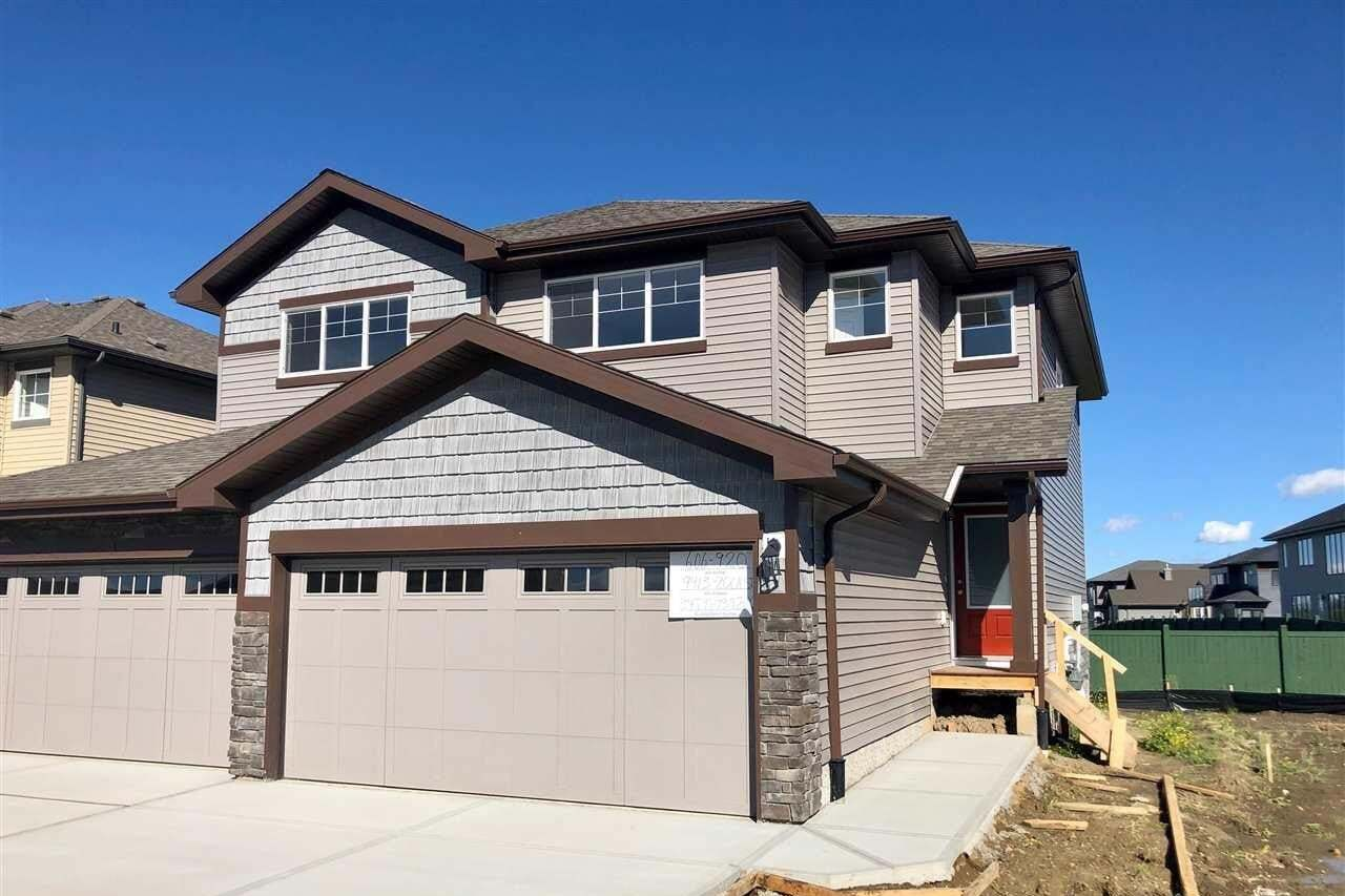 Townhouse for sale at 9413 206a St NW Edmonton Alberta - MLS: E4211512