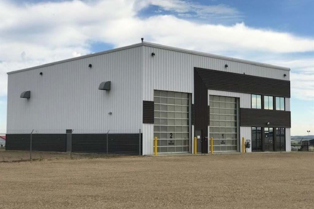 Commercial property for lease at 9416 141 Ave Rural Grande Prairie No. 1, County Of Alberta - MLS: A1001560