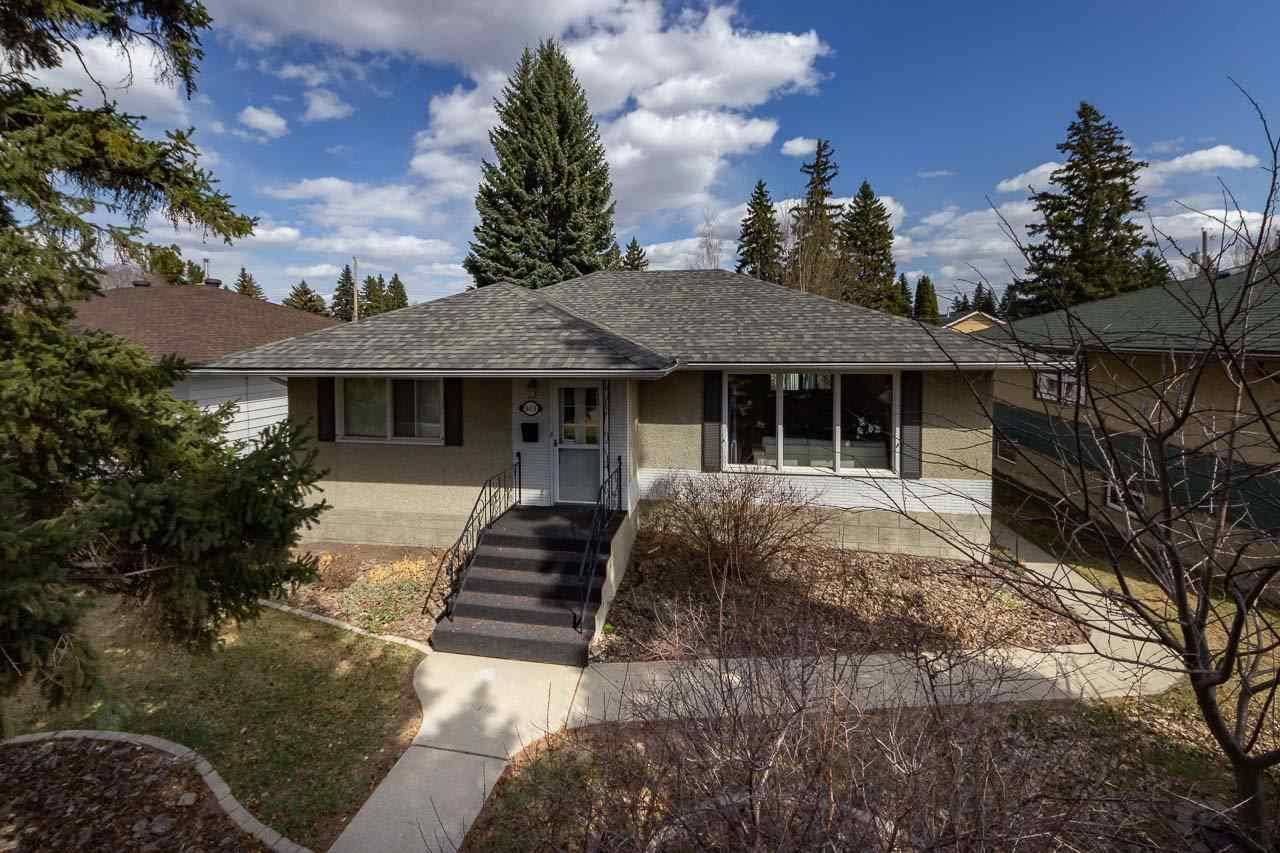 House for sale at 9419 145 St Nw Edmonton Alberta - MLS: E4172304