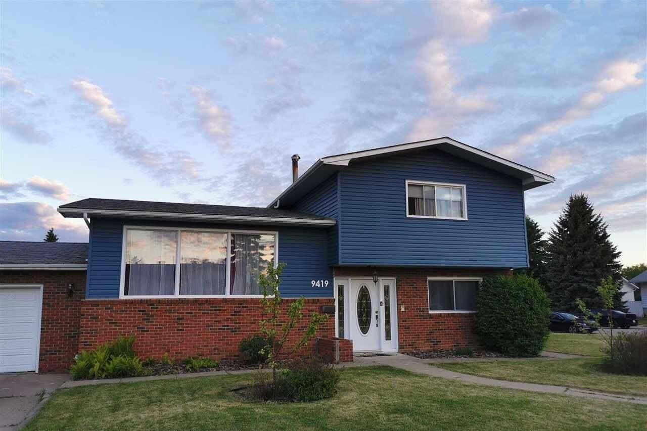 House for sale at 9419 152 Av NW Edmonton Alberta - MLS: E4193131