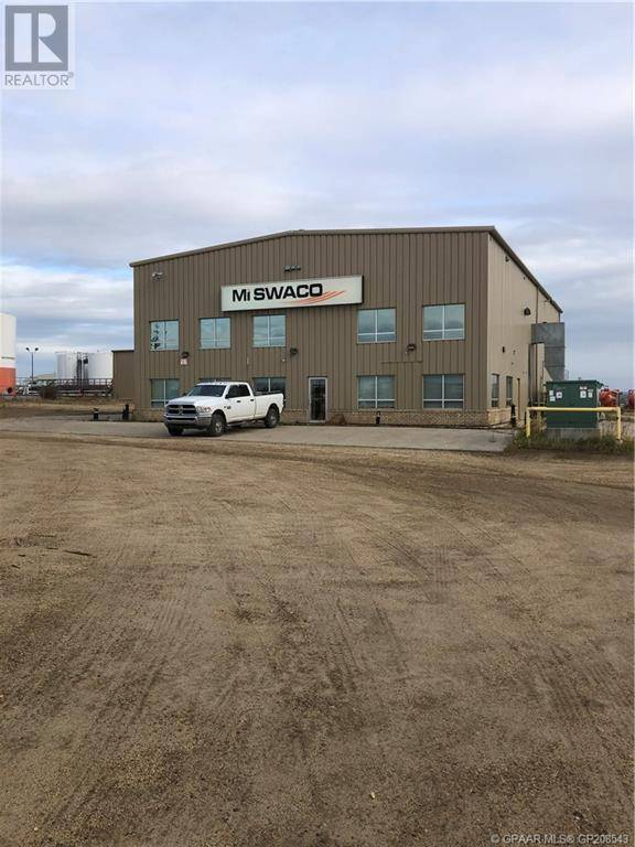 Commercial property for sale at 9420 141 Ave Clairmont Alberta - MLS: GP208543