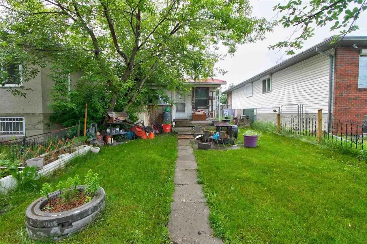 House for sale at 9423 110 Av NW Edmonton Alberta - MLS: E4204503