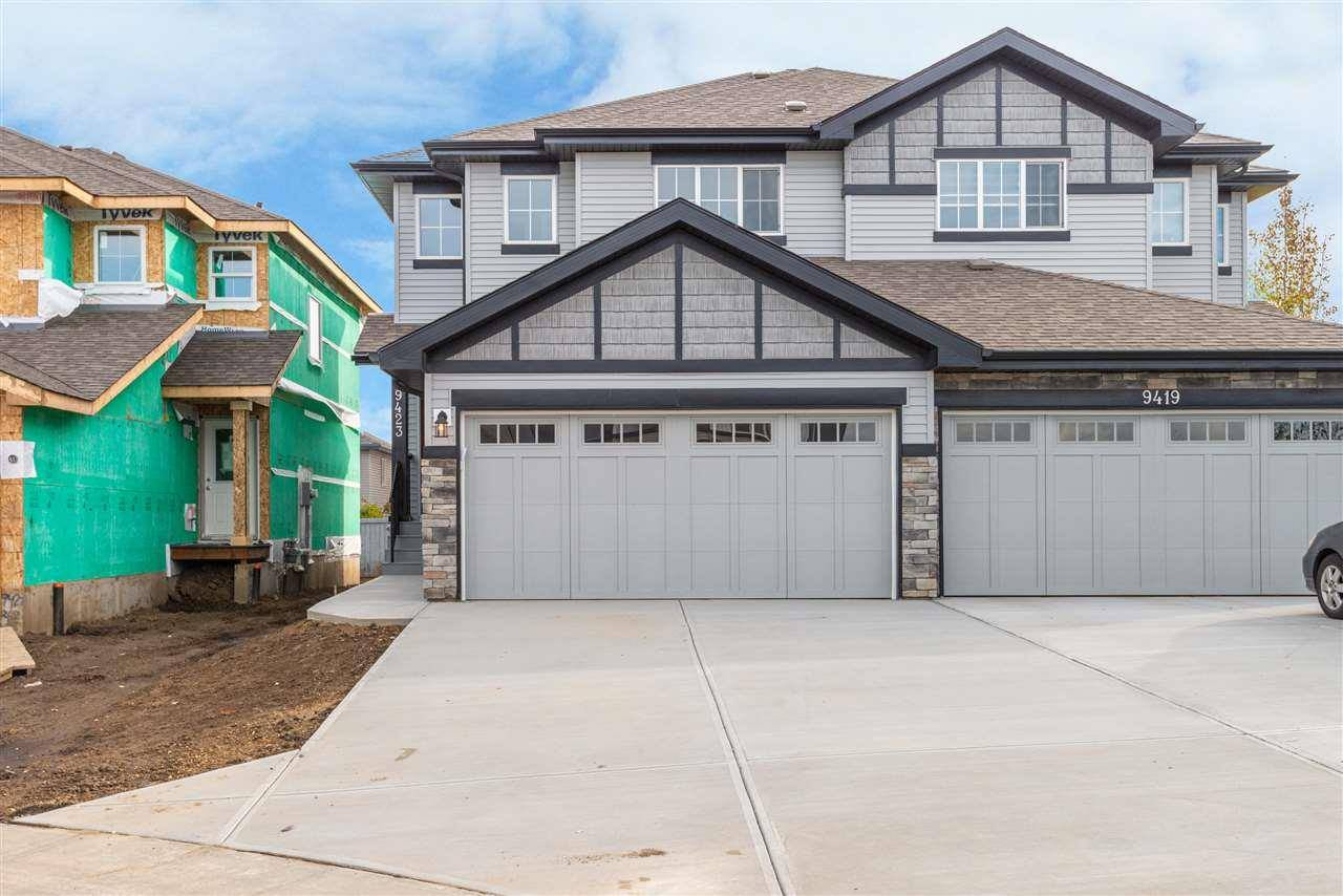 Townhouse for sale at 9423 209 St Nw Edmonton Alberta - MLS: E4168755