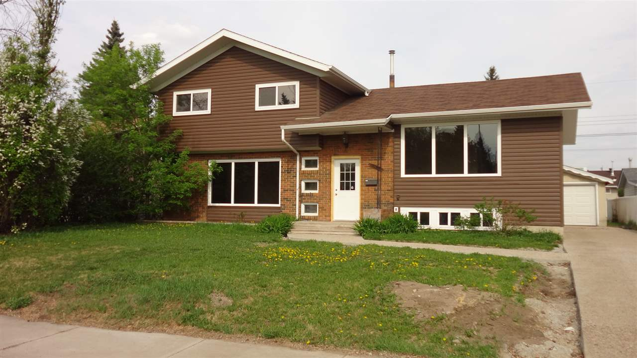 For Sale: 9427 75 Street, Edmonton, AB | 4 Bed, 2 Bath House for $439,900. See 30 photos!