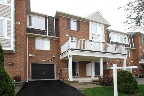 Townhouse for rent at 943 Burrows Gt Milton Ontario - MLS: W4965800