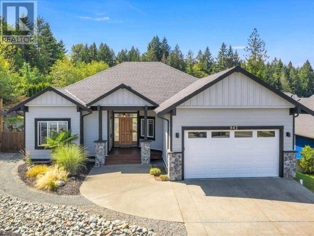 House for sale at 943 Deloume Rd Mill Bay British Columbia - MLS: 459763