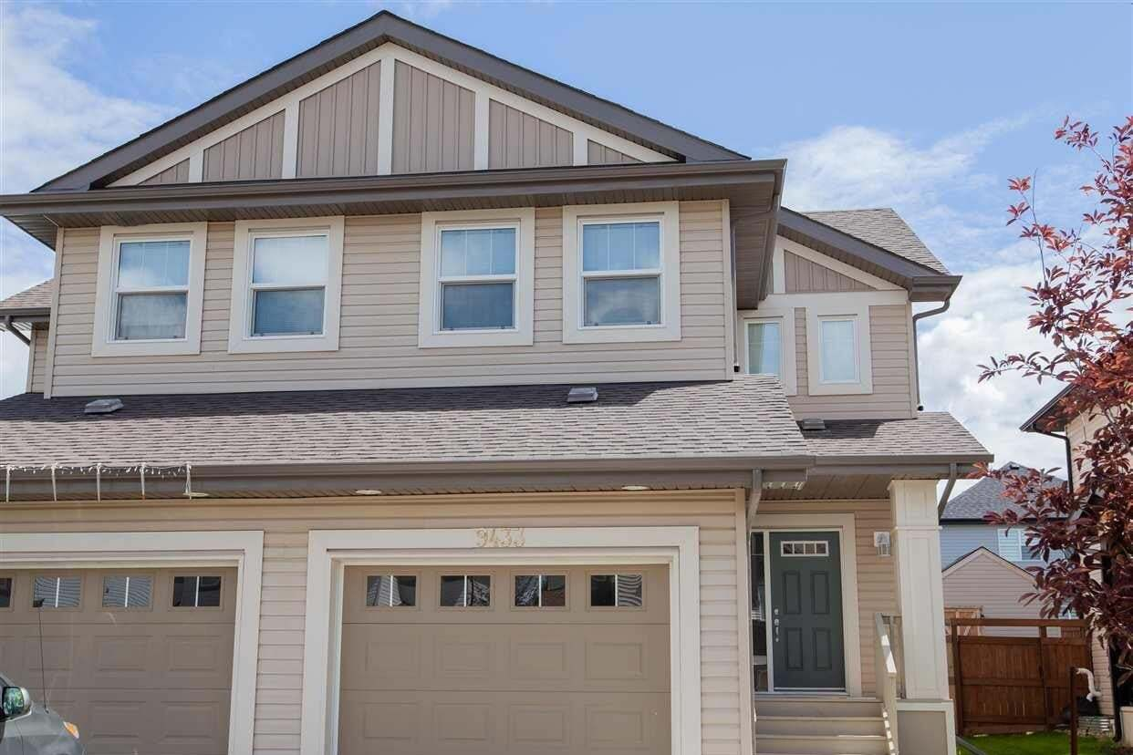 Townhouse for sale at 9433 230 St NW Edmonton Alberta - MLS: E4205144