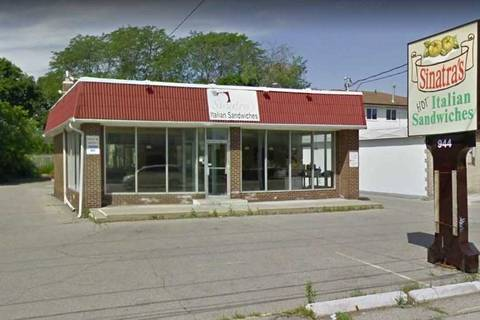 Commercial property for lease at 944 Simcoe St Oshawa Ontario - MLS: E4741806