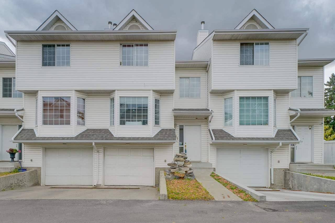 Townhouse for sale at 9441 156 St Nw Edmonton Alberta - MLS: E4175124