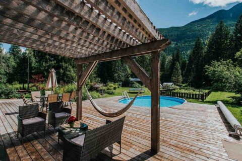 House for sale at 9441 Geese Rd Pemberton British Columbia - MLS: R2474273