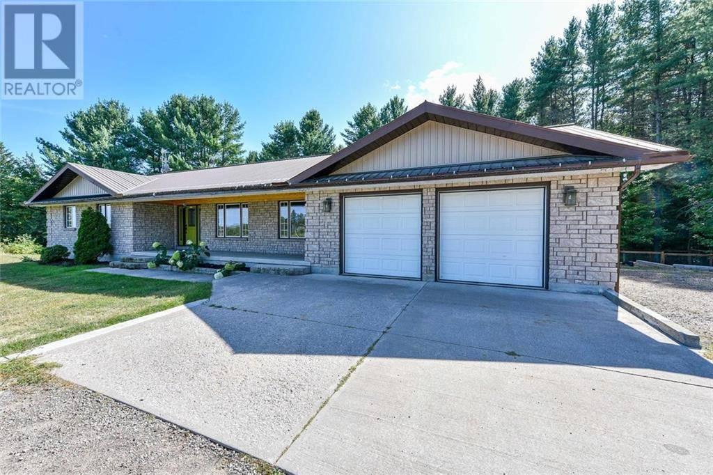 House for sale at 945 Zanders Rd Pembroke Ontario - MLS: 1168261