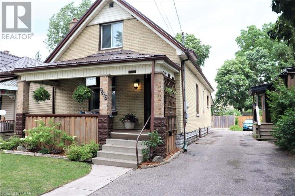 House for sale at 946 Dufferin Ave London Ontario - MLS: 277973