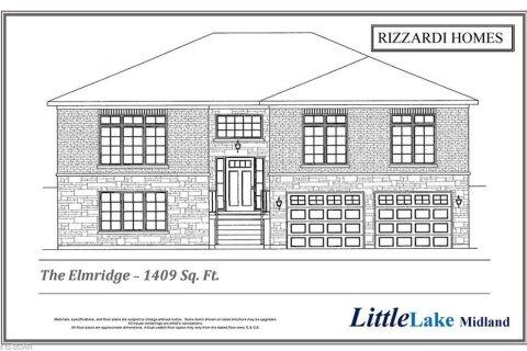 House for sale at 946 Jordeli Ln Midland Ontario - MLS: 30657508