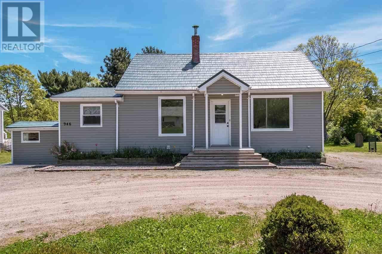 House for sale at 946 Main St Kingston Nova Scotia - MLS: 201904560