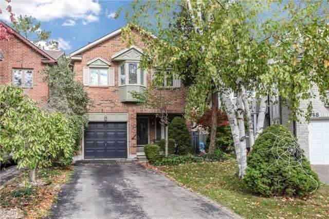 House for sale at 946 Mountcastle Crescent Pickering Ontario - MLS: E4306400