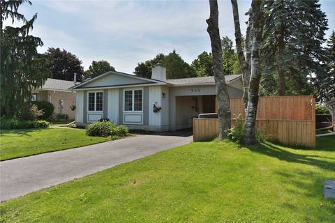 House for sale at 946 Sunset Blvd Woodstock Ontario - MLS: X4504001