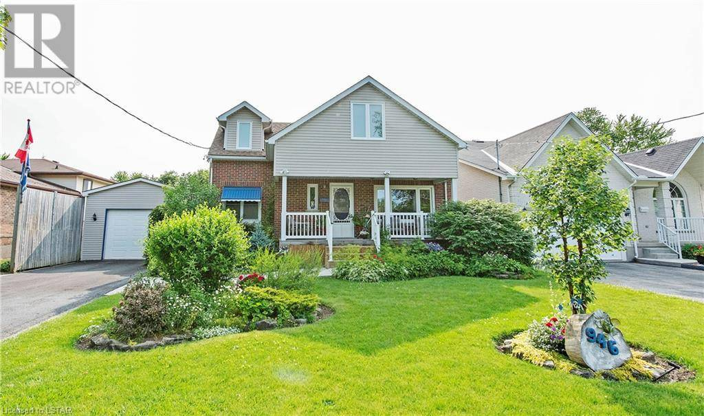 House for sale at 946 Willow Dr London Ontario - MLS: 216980