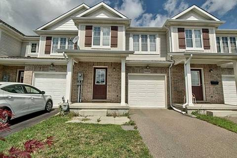 Townhouse for sale at 9465 Hendershot Blvd Niagara Falls Ontario - MLS: X4721763