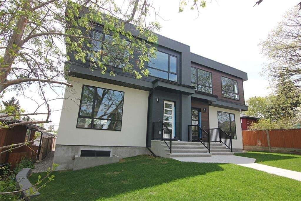 Townhouse for sale at 947 31 Av NW Cambrian Heights, Calgary Alberta - MLS: C4279035