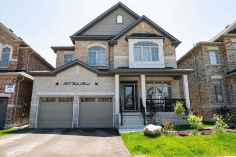 House for sale at 947 Cole St Innisfil Ontario - MLS: N4928257