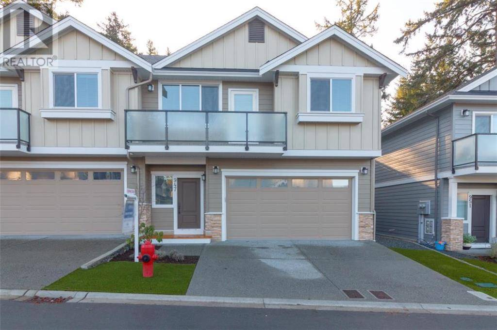 Townhouse for sale at 947 Lobo Vale Victoria British Columbia - MLS: 419129