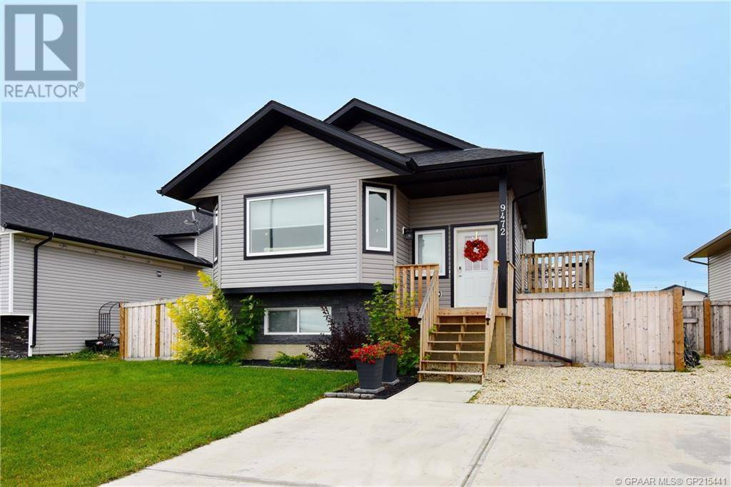 House for sale at 9472 93 Street Crescent Wembley Alberta - MLS: GP215441