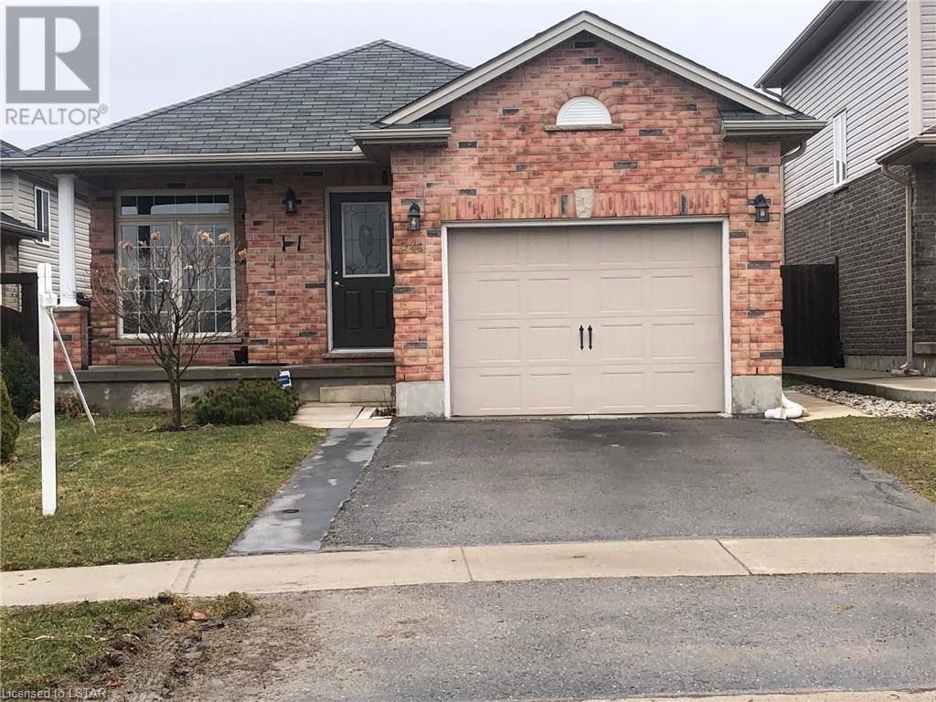House for sale at 948 Bitterbush Cres London Ontario - MLS: 252892