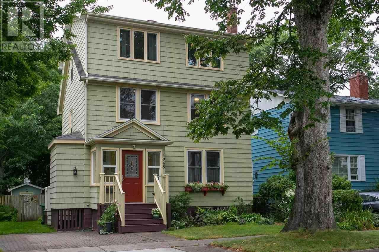 House for sale at 948 Brussels St Halifax Nova Scotia - MLS: 202017171