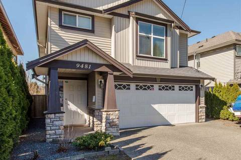 House for sale at 9481 Coote St Chilliwack British Columbia - MLS: R2350561
